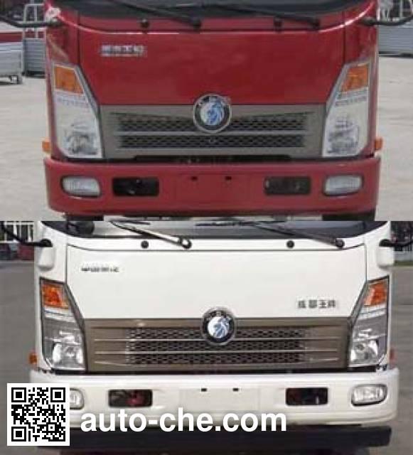 Sinotruk CDW Wangpai бортовой грузовик CDW1042HA1Q4