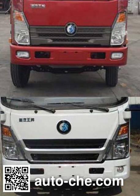 Sinotruk CDW Wangpai грузовик повышенной проходимости CDW2040HA1Q4