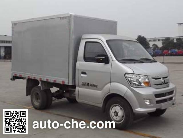 Фургон (автофургон) Sinotruk CDW Wangpai CDW5030XXYN5M4