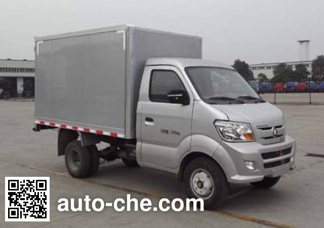 Фургон (автофургон) Sinotruk CDW Wangpai CDW5030XXYN6M4