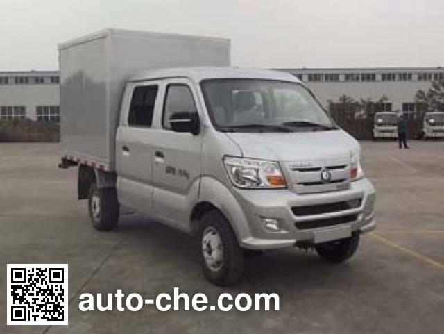 Фургон (автофургон) Sinotruk CDW Wangpai CDW5030XXYS1M5D