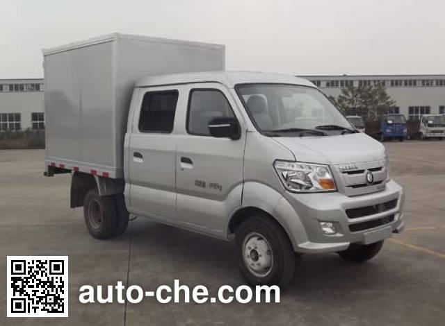 Фургон (автофургон) Sinotruk CDW Wangpai CDW5030XXYS2M5D
