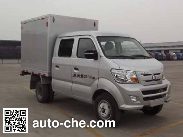 Фургон (автофургон) Sinotruk CDW Wangpai CDW5030XXYS3M4