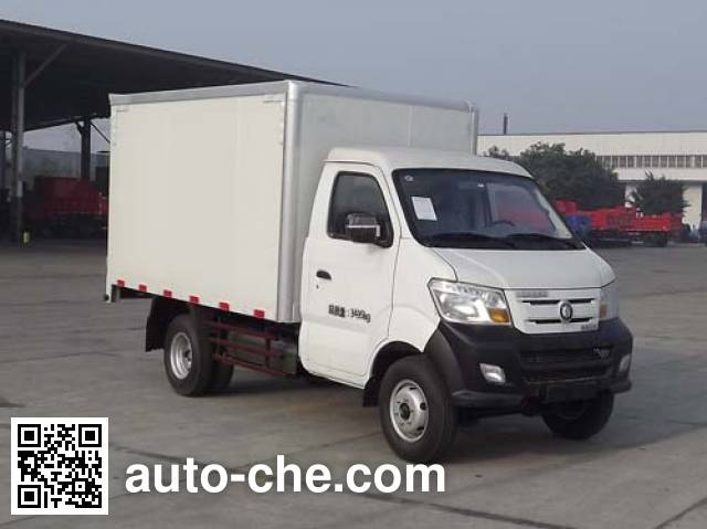 Фургон (автофургон) Sinotruk CDW Wangpai CDW5031XXYN4M5D