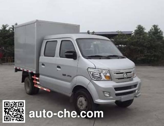 Фургон (автофургон) Sinotruk CDW Wangpai CDW5031XXYS1M5QD