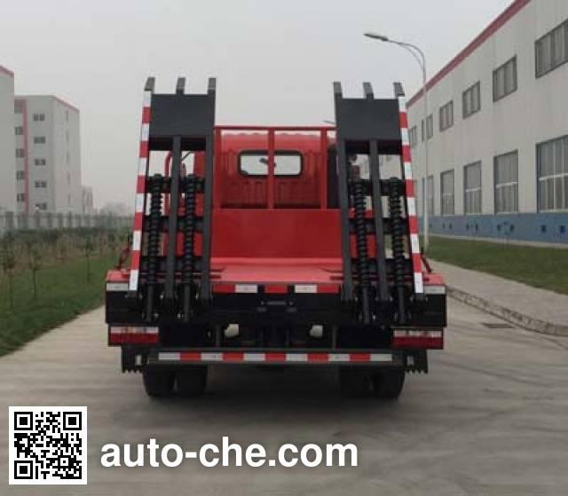 Sinotruk CDW Wangpai грузовик с плоской платформой CDW5040TPBHA1R5