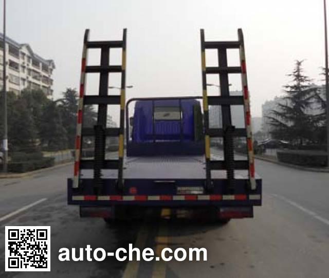 Sinotruk CDW Wangpai грузовик с плоской платформой CDW5040TPBHA3Q4