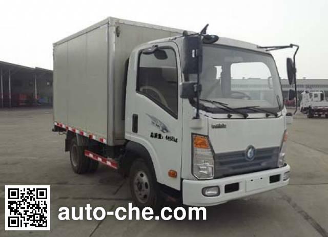 Фургон (автофургон) Sinotruk CDW Wangpai CDW5040XXYHA2R5
