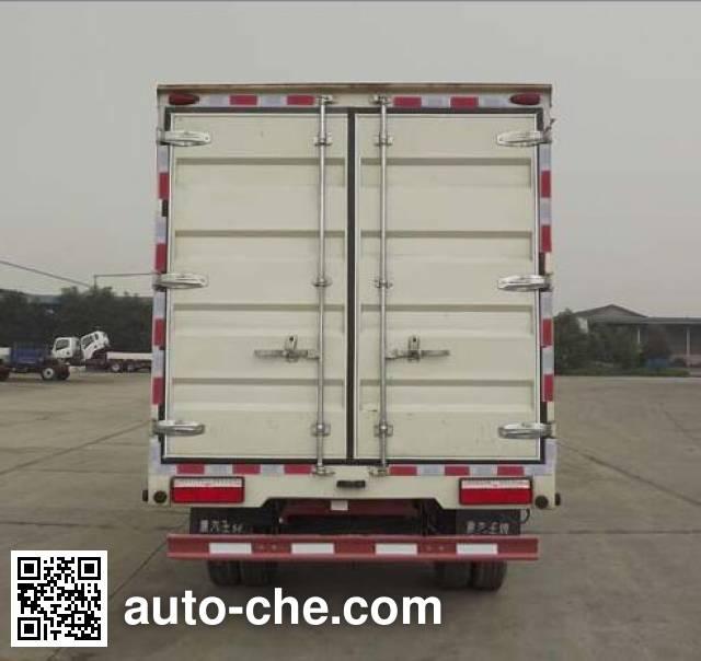 Sinotruk CDW Wangpai фургон (автофургон) CDW5040XXYHA1Q4