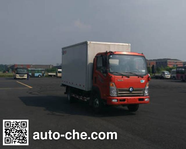 Фургон (автофургон) Sinotruk CDW Wangpai CDW5043XXYHA1Q4