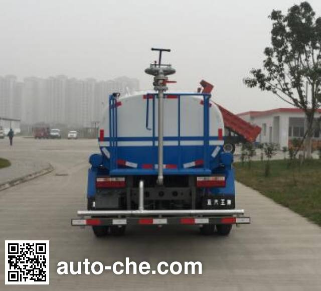 Sinotruk CDW Wangpai поливальная машина для полива или опрыскивания растений CDW5070GPSH1P5
