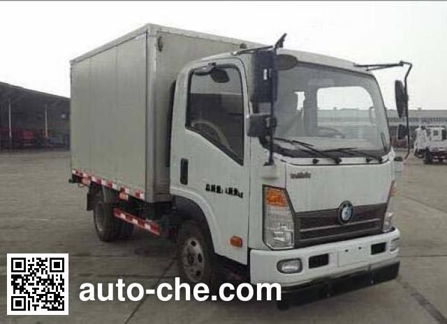 Фургон (автофургон) Sinotruk CDW Wangpai CDW5070XXYHA1P5