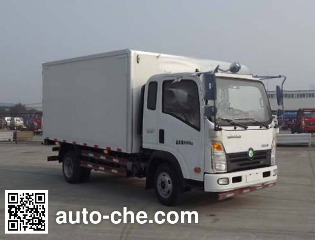 Фургон (автофургон) Sinotruk CDW Wangpai CDW5080XXYHA1R4