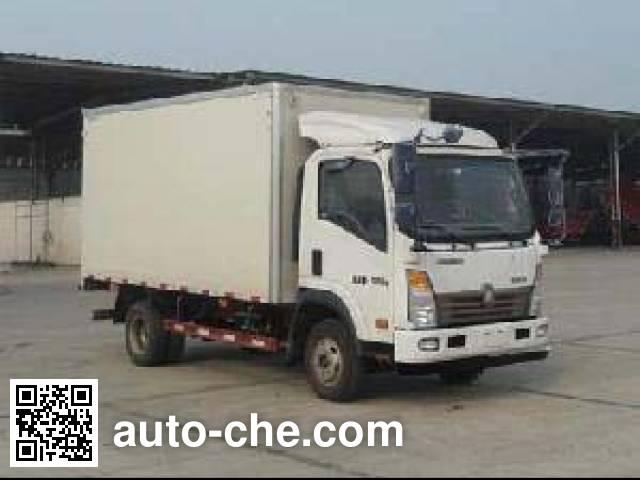 Фургон (автофургон) Sinotruk CDW Wangpai CDW5081XXYH1R5