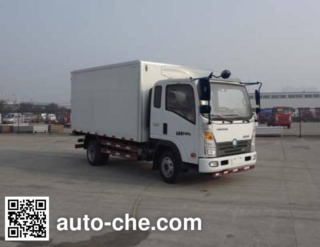 Фургон (автофургон) Sinotruk CDW Wangpai CDW5081XXYHA1R4
