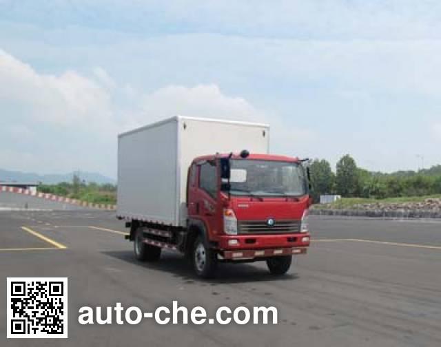 Фургон (автофургон) Sinotruk CDW Wangpai CDW5083XXYHA1R4