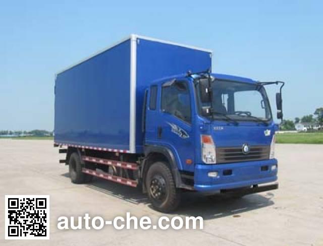 Фургон (автофургон) Sinotruk CDW Wangpai CDW5100XXYA2R5