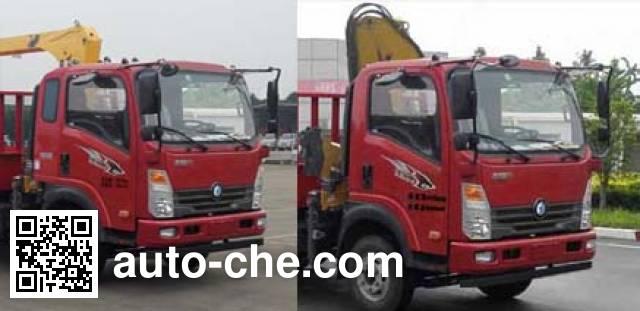 Sinotruk CDW Wangpai грузовик с краном-манипулятором (КМУ) CDW5110JSQHA2R5