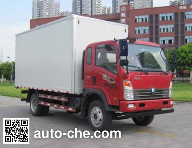 Фургон (автофургон) Sinotruk CDW Wangpai CDW5110XXYA1R4