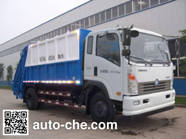 Мусоровоз с уплотнением отходов Sinotruk CDW Wangpai CDW5110ZYSA1B4