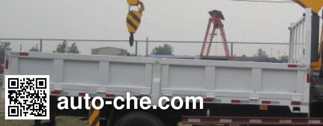 Sinotruk CDW Wangpai грузовик с краном-манипулятором (КМУ) CDW5120JSQHA2R4