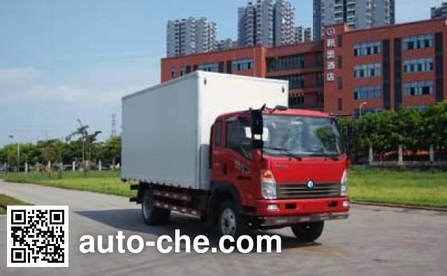 Фургон (автофургон) Sinotruk CDW Wangpai CDW5122XXYHA1R4