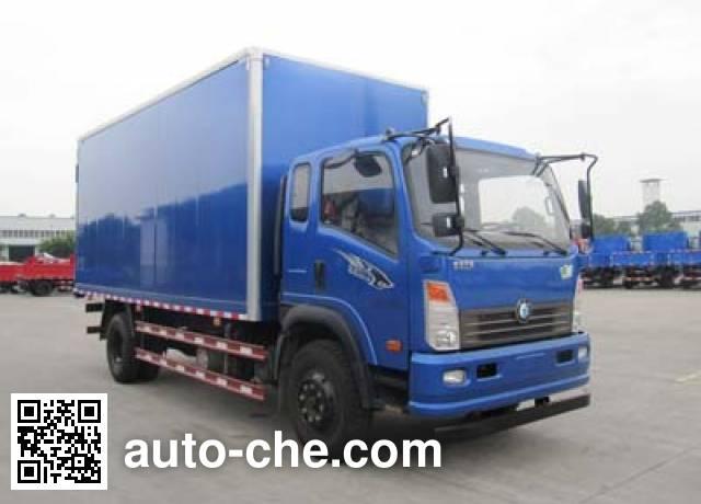 Фургон (автофургон) Sinotruk CDW Wangpai CDW5164XXYA1R5