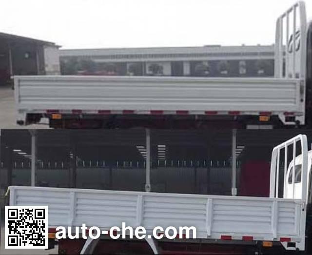 Sinotruk CDW Wangpai грузовик с краном-манипулятором (КМУ) CDW5161JSQA1R5