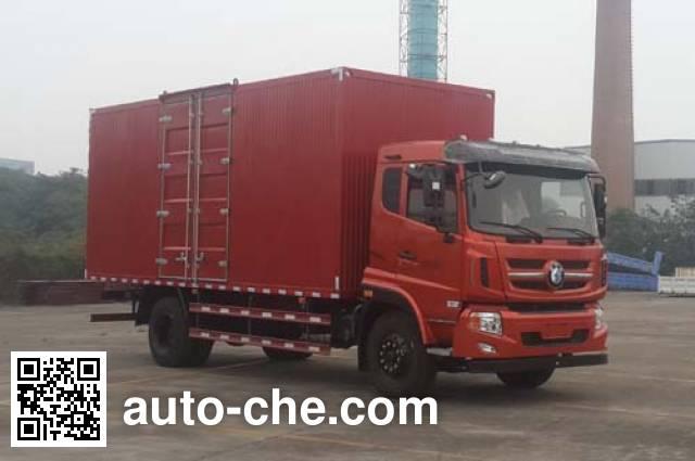 Фургон (автофургон) Sinotruk CDW Wangpai CDW5160XXYA1N5L