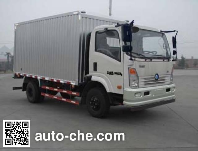 Фургон (автофургон) Sinotruk CDW Wangpai CDW5121XXYHA2R4
