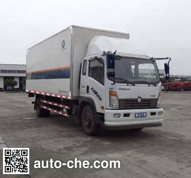 Фургон (автофургон) Sinotruk CDW Wangpai CDW5051XXYHA1R4