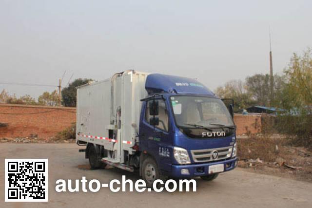 Автомобиль для перевозки пищевых отходов Yuanyi JHL5040TCA
