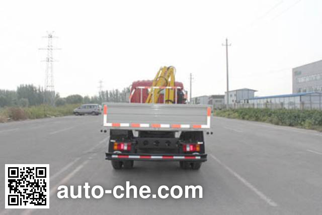 Yuanyi грузовик с краном-манипулятором (КМУ) JHL5047JSQD34ZZ