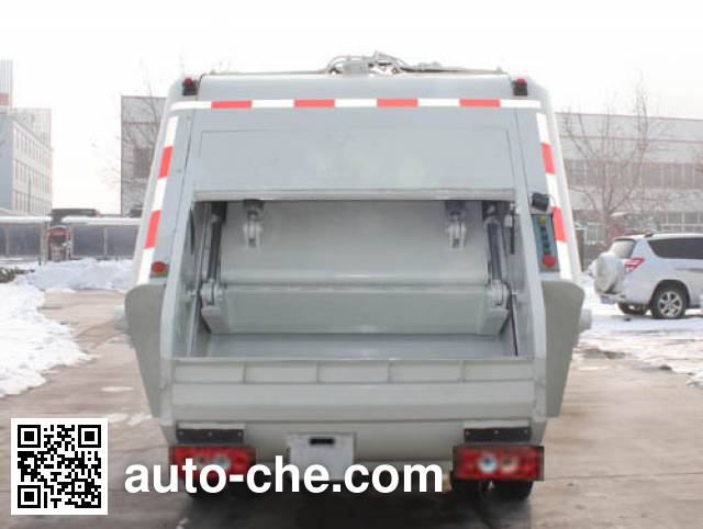 Yuanyi мусоровоз с уплотнением отходов JHL5081ZYS