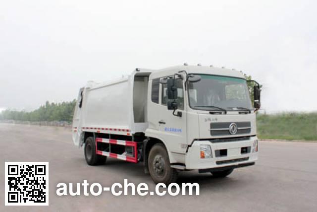 Мусоровоз с уплотнением отходов Yuanyi JHL5161ZYSE