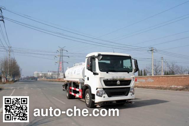 Поливальная машина (автоцистерна водовоз) Yuanyi JHL5167GSSE