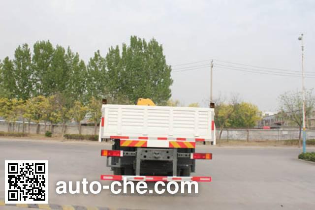 Yuanyi грузовик с краном-манипулятором (КМУ) JHL5251JSQM57ZZG
