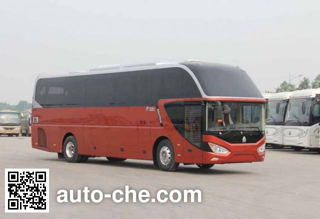 Huanghe автобус JK6118TD4