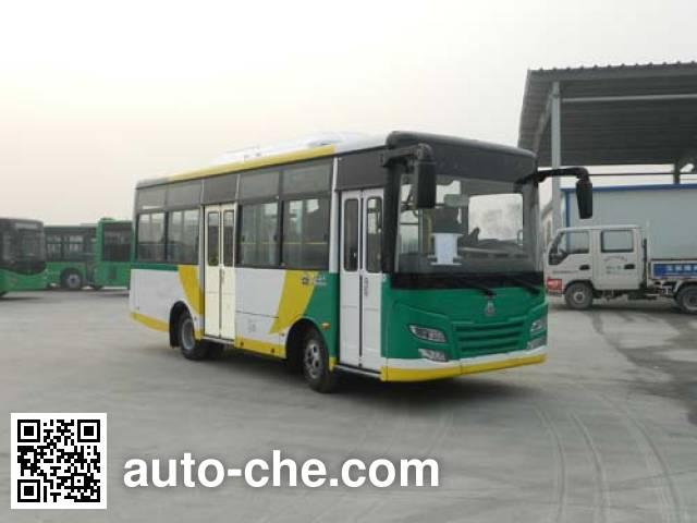 Городской автобус Huanghe JK6729DGB