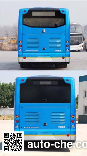 Huanghe городской автобус JK6859GN5