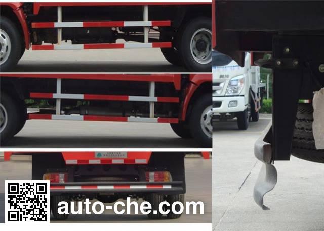 Luye грузовик с плоской платформой JYJ5040TPB