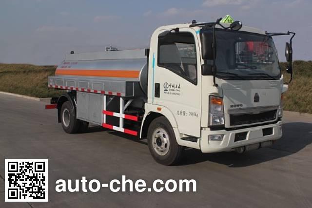 Топливная автоцистерна Luye JYJ5087GJYD