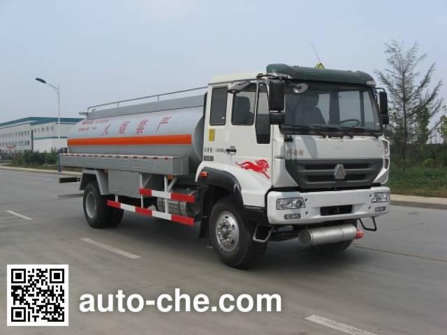 Топливная автоцистерна Luye JYJ5164GJYD