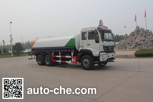 Поливальная машина (автоцистерна водовоз) Luye JYJ5251GSSE1