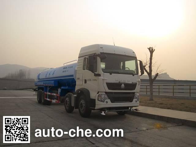 Поливальная машина (автоцистерна водовоз) Luye JYJ5317GSSD2