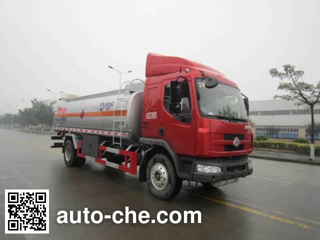 Топливная автоцистерна Yunli LG5160GJYC4
