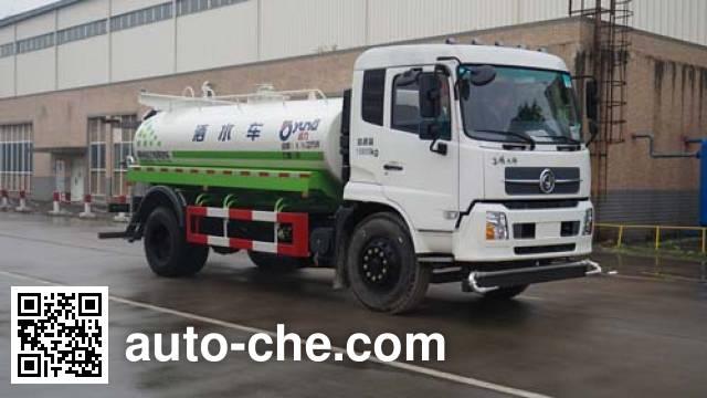 Поливальная машина (автоцистерна водовоз) Yunli LG5160GSSD5