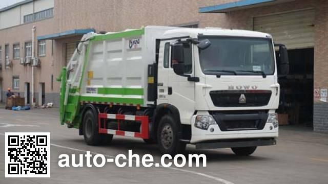 Мусоровоз с уплотнением отходов Yunli LG5160ZYSZ5