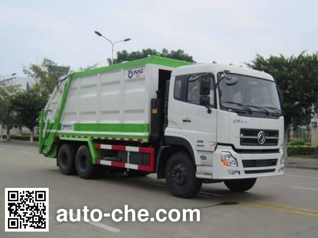 Мусоровоз с уплотнением отходов Yunli LG5250ZYS
