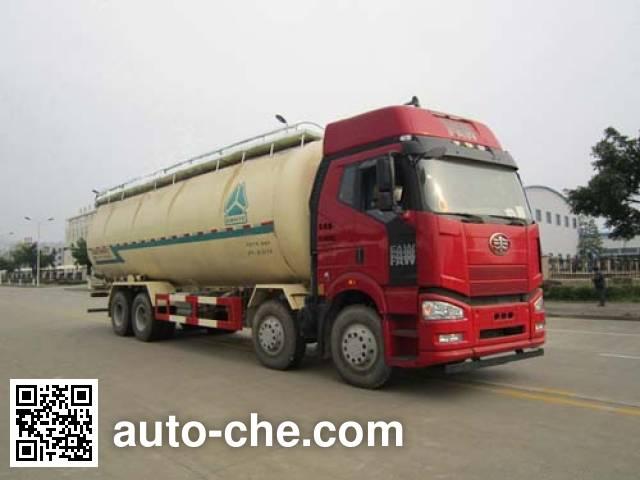 Автоцистерна для порошковых грузов низкой плотности Yunli LG5310GFLJ5